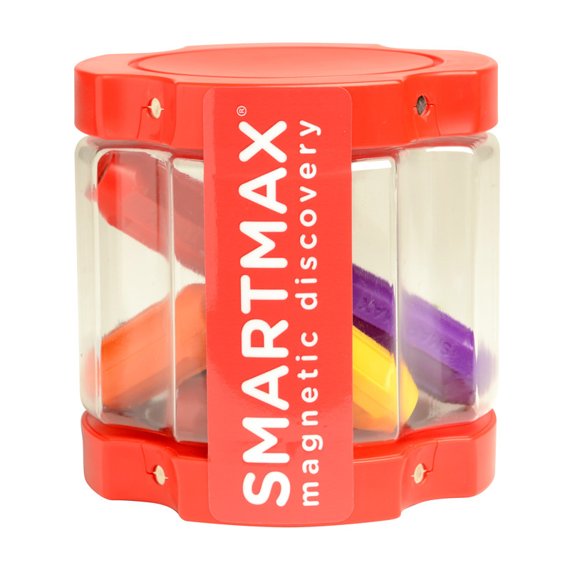 Smartmax Transparent Containers 8 medium bars - NEW 2013