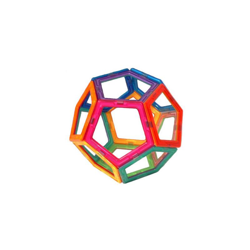 Magformers/Magsmartes Pentagons 12