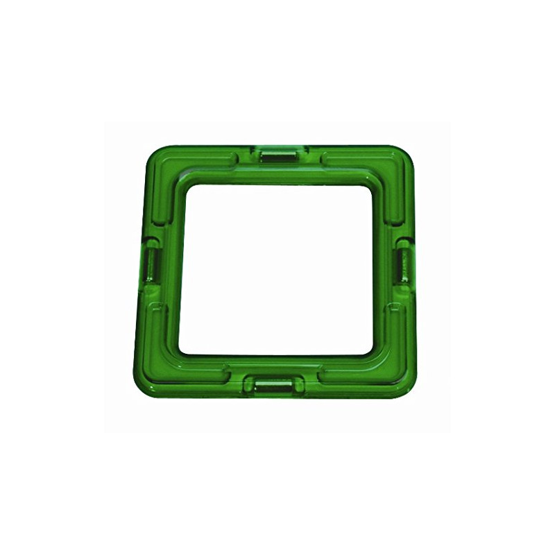 Magformers/ Magsmarters Quadrat 6-er Set