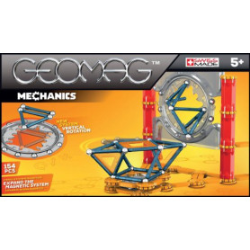 Geomag Mechanics - 164 delig