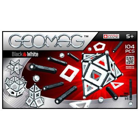 Geomag Panels Black & White 104