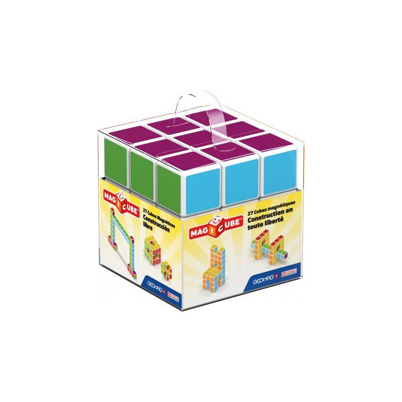 Geomag MagiCube Free Building 27 - 27 pieces
